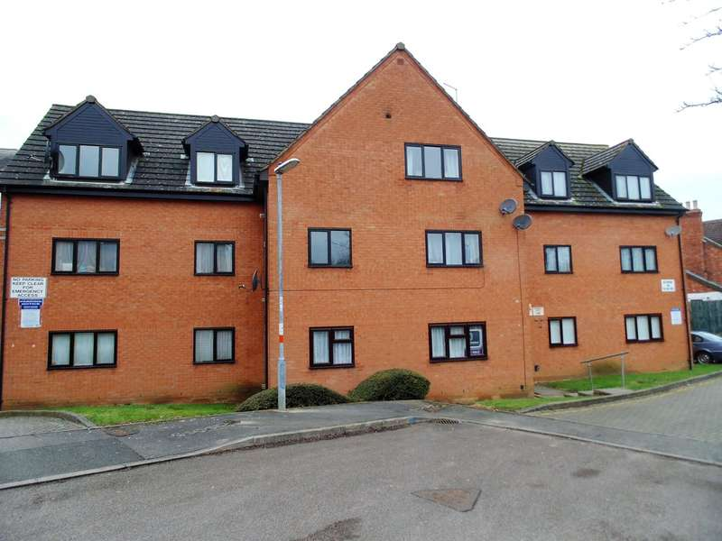 1 Bedroom Flat for sale in Highgrove Court