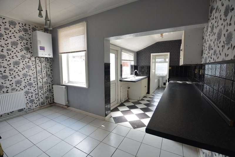 3 Bedrooms End Of Terrace House for sale in Manuel Street, Goole