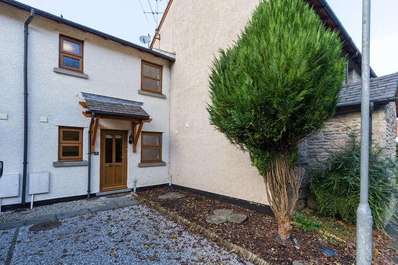2 Bedrooms Cottage House for sale in 17 Beathwaite Gardens, Levens, Kendal, Cumbria LA8 8NG