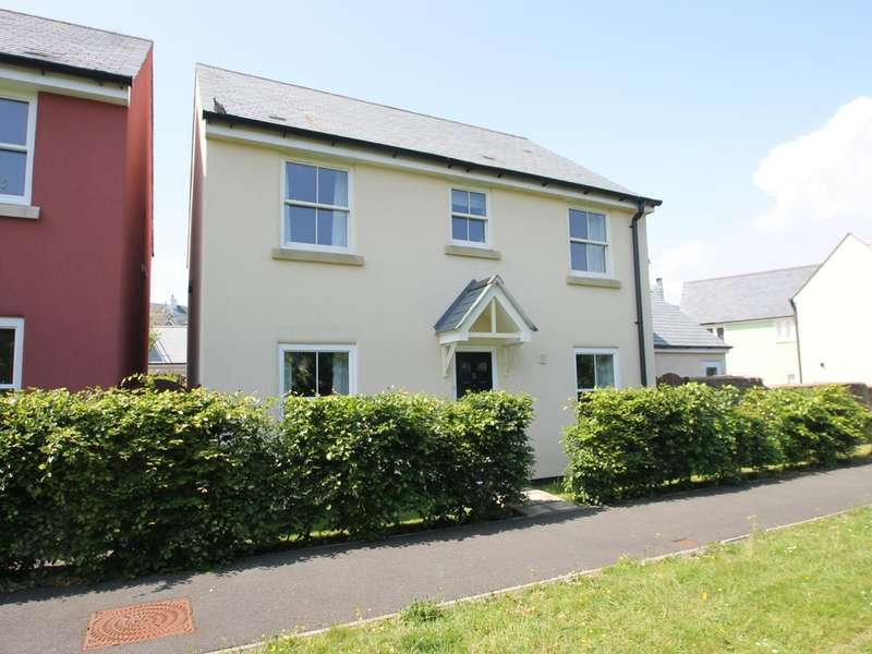 4 Bedrooms Detached House for sale in Staddiscombe